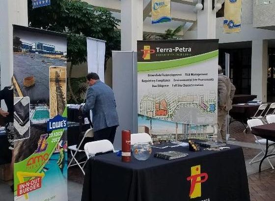 2018 CALIFORNIA LAND RECYCLING CONFERENCE = Terra-Petra Brownfield Services