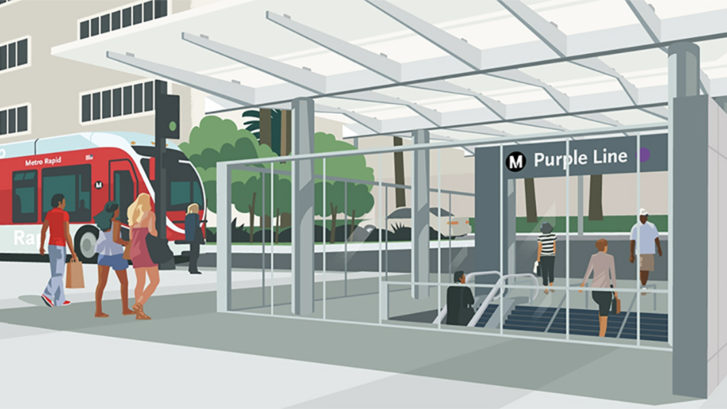 purple line extension project