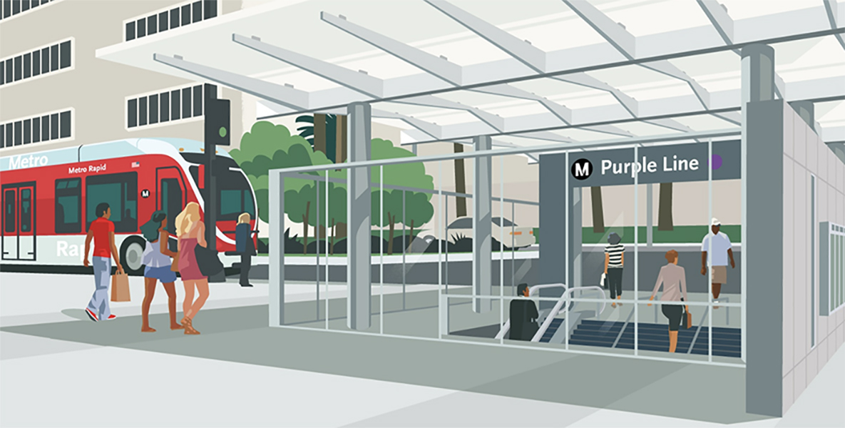 purple line extension project