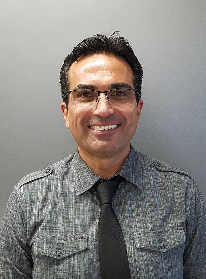 Terra-Petra's Forensic Waterproofing Expert, Barry Taheri