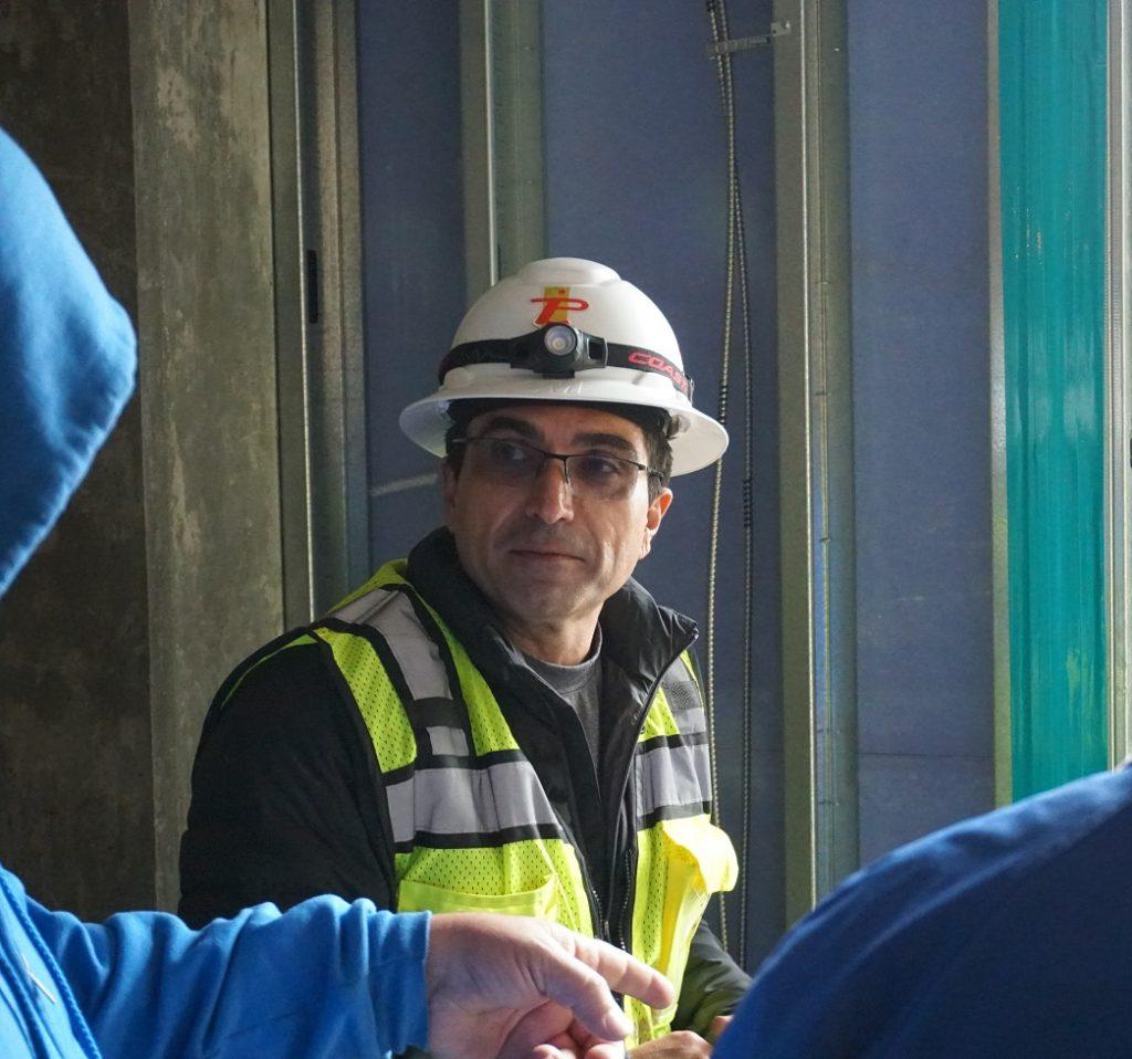 Barry Taheri, Terra-Petra's Forensic Waterproofing Expert