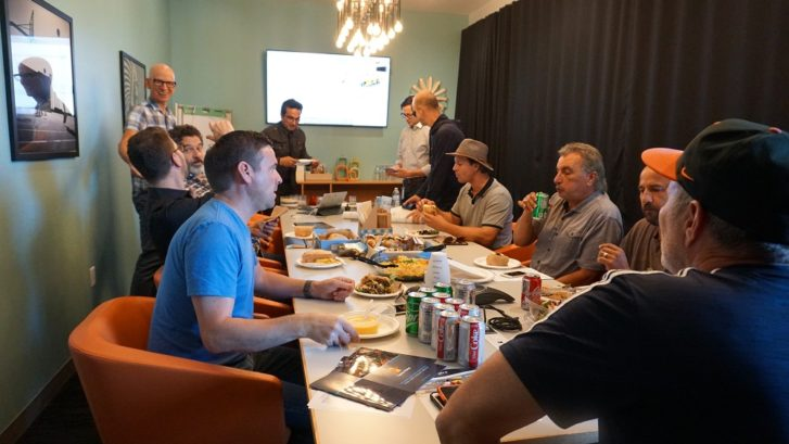 Terra-Petra Waterproofing Division Lunch-and-Learn, Principles of Building Enclosure with ANR Development